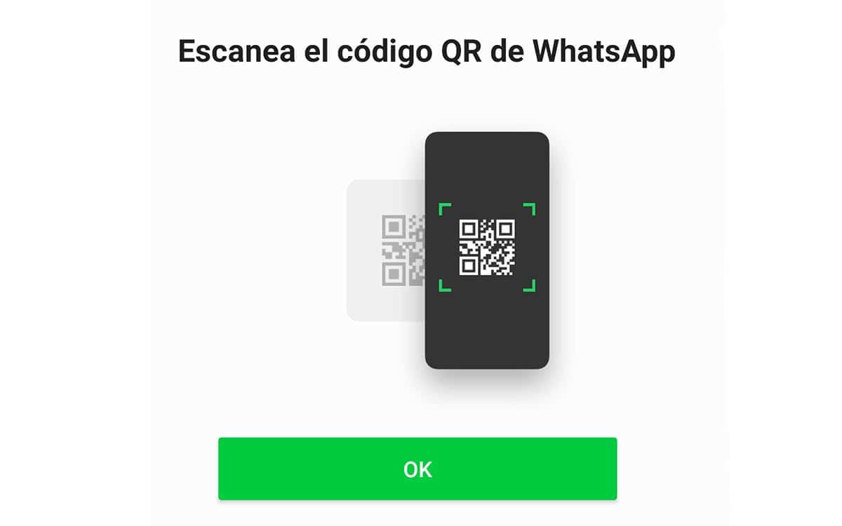 Cómo utilizar código QR para añadir contacto en WhatsApp