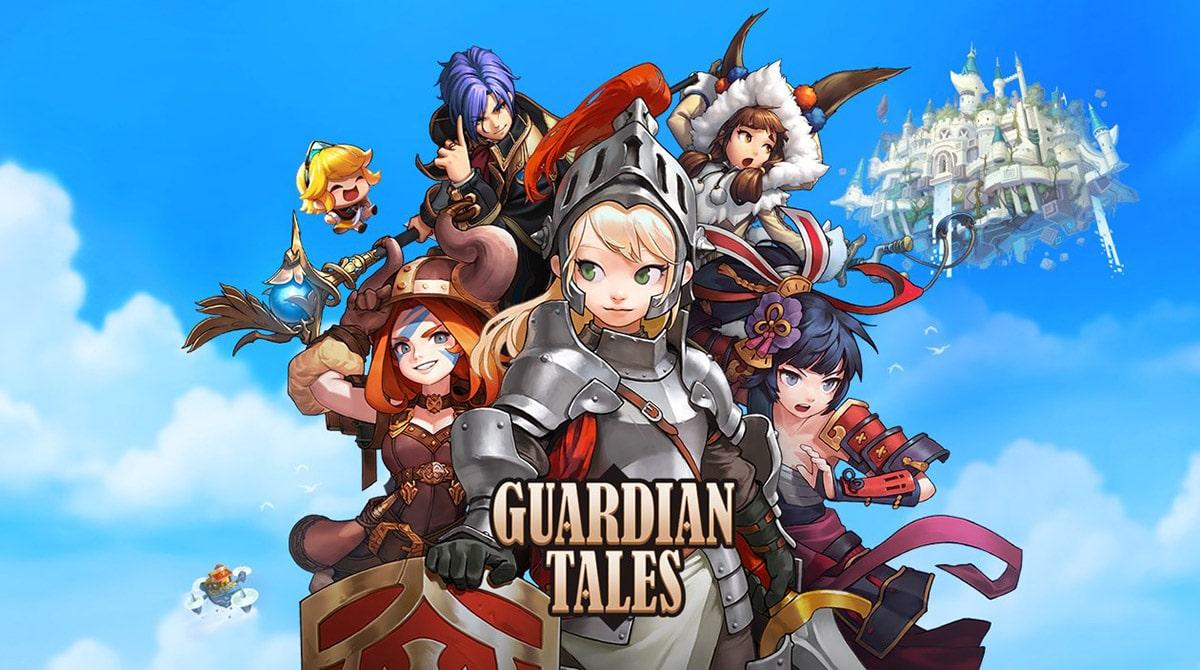 Guardianes Tales