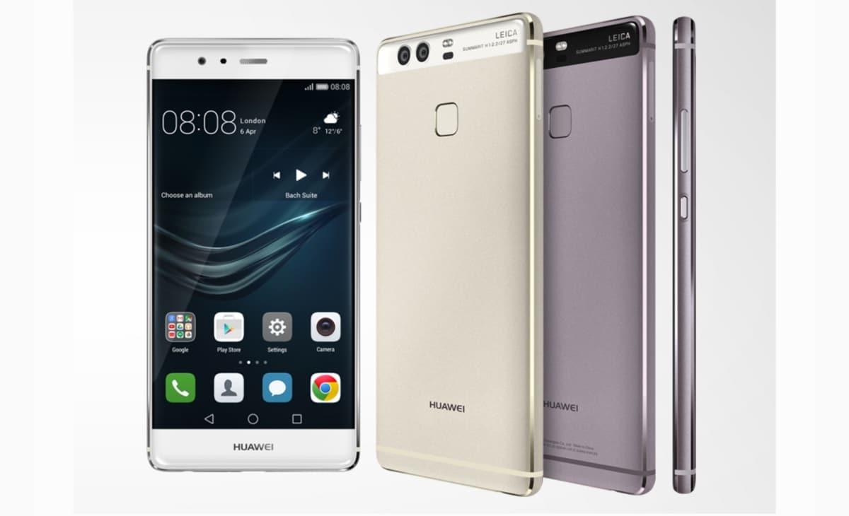 El Huawei P9 no ha sido olvidado y ya cuenta con una nueva actualización