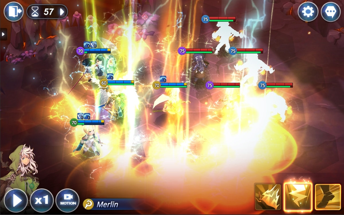 Kingdom of Heroes: Tactic War