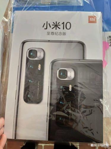 Mi 10 Ultra de Xiaomi