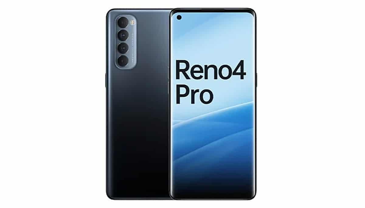 Versión global del Oppo Reno 4(cuatro) Pro