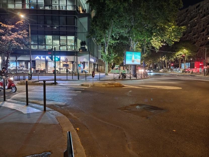 Foto de noche tomada con el Mi 10 Ultra