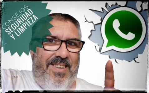 Whatsapp limpio y seguro