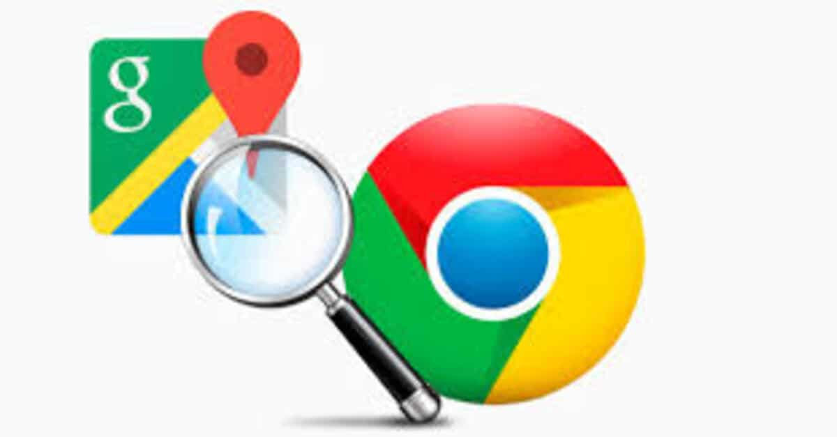 Maps Chrome