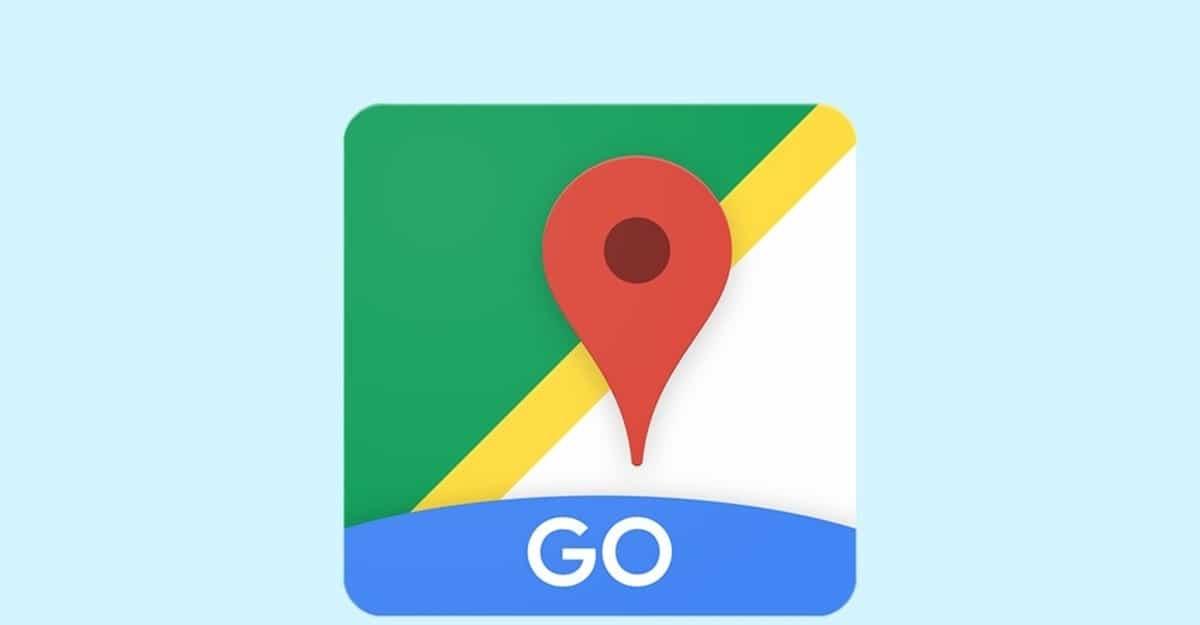 Navegación Maps Go