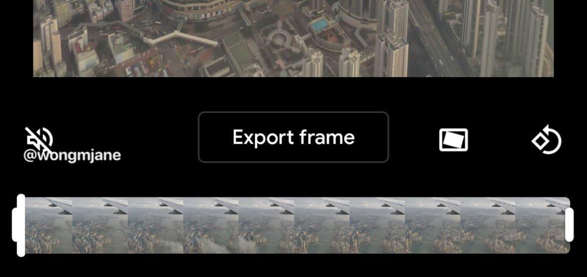 Quitar sonido Google Fotos