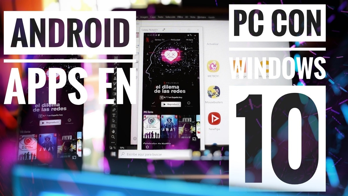 Android Apps en Windows 10