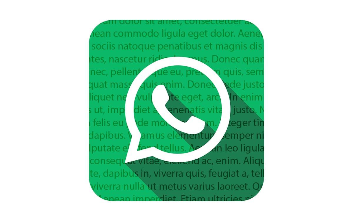 Cómo arreglar el texto bomba en WhatsApp