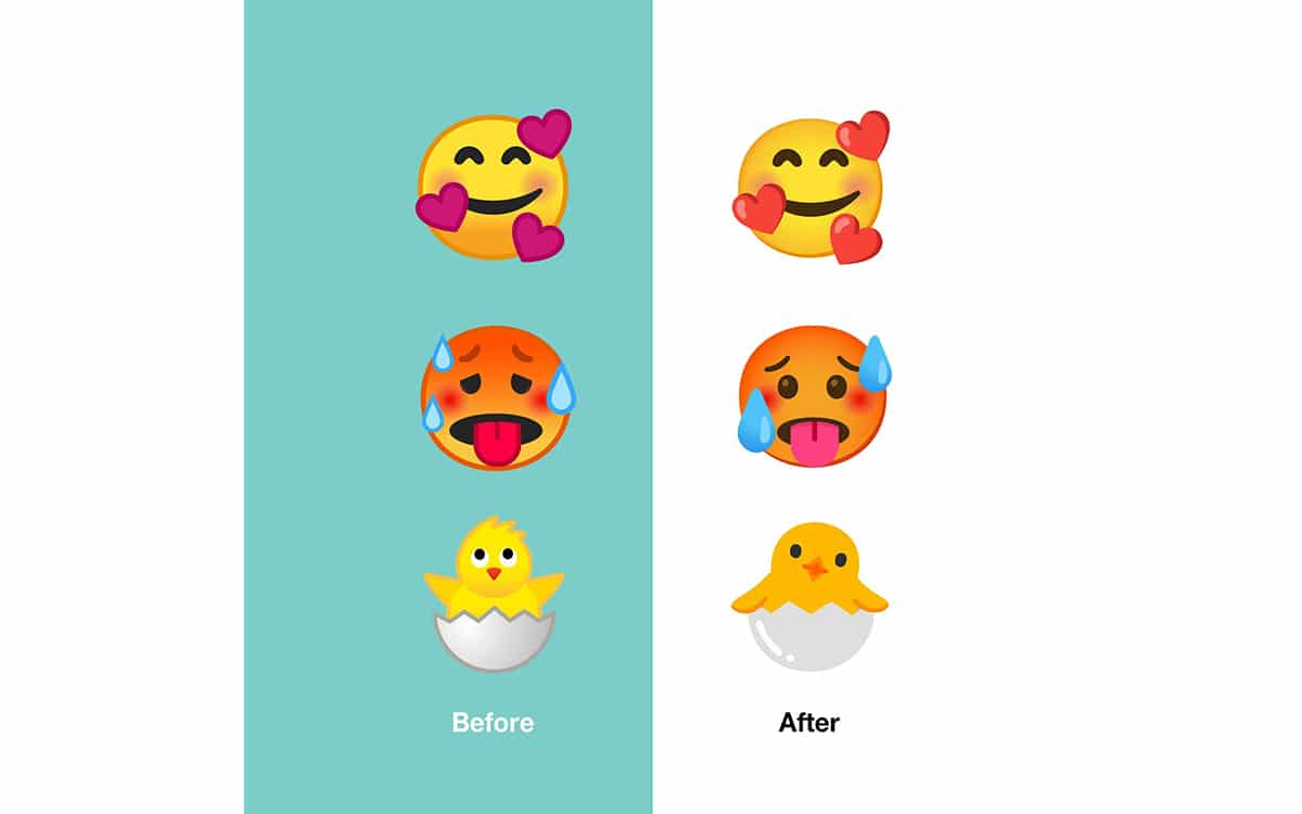Emojis nuevos <stro />Android</strong>® 11″ width=»1200″ height=»750″ srcset=»https://www.androidsis.com/wp-content/uploads/2020/09/emojis-nuevos-android-11.jpg 1200w, <a target=