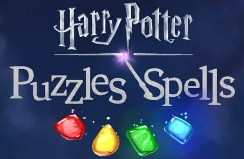 Harry Potter Puzles y Magia