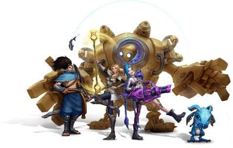 League of Legends beta