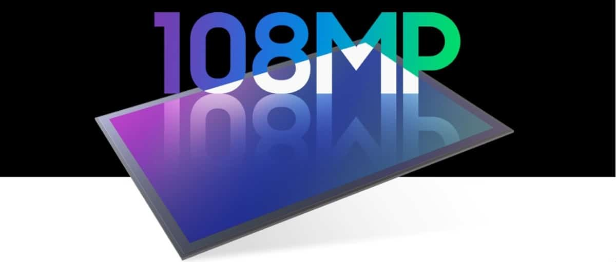 Samsung 108 MP