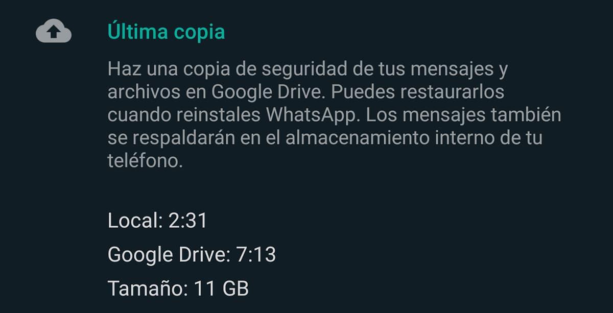 Copia WhatsApp