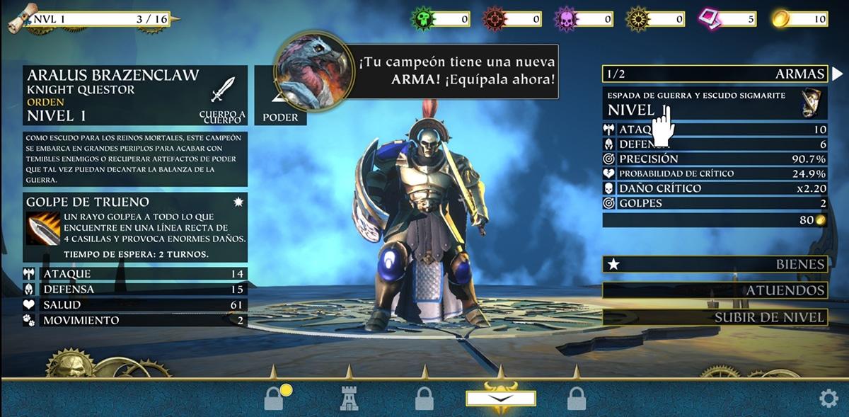 Warhammer Quest Silver