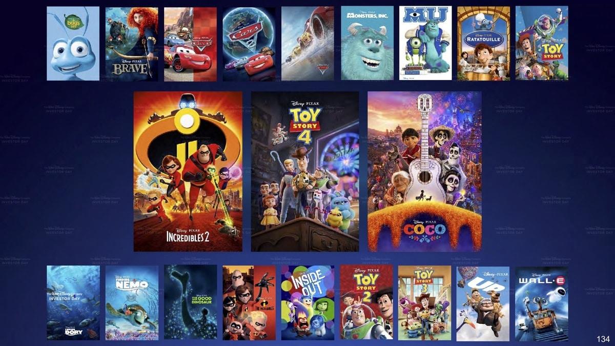 Disney+ Series