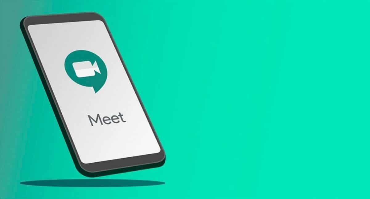 Google Meet Móvil