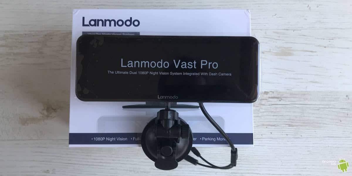 Lanmodo Vast Pro Dual