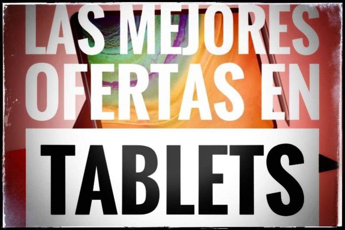 Las mejores ofertas en tablets