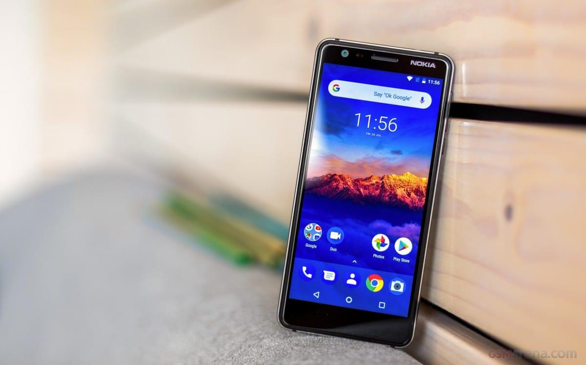 Actualización Android 10 Nokia 3.1