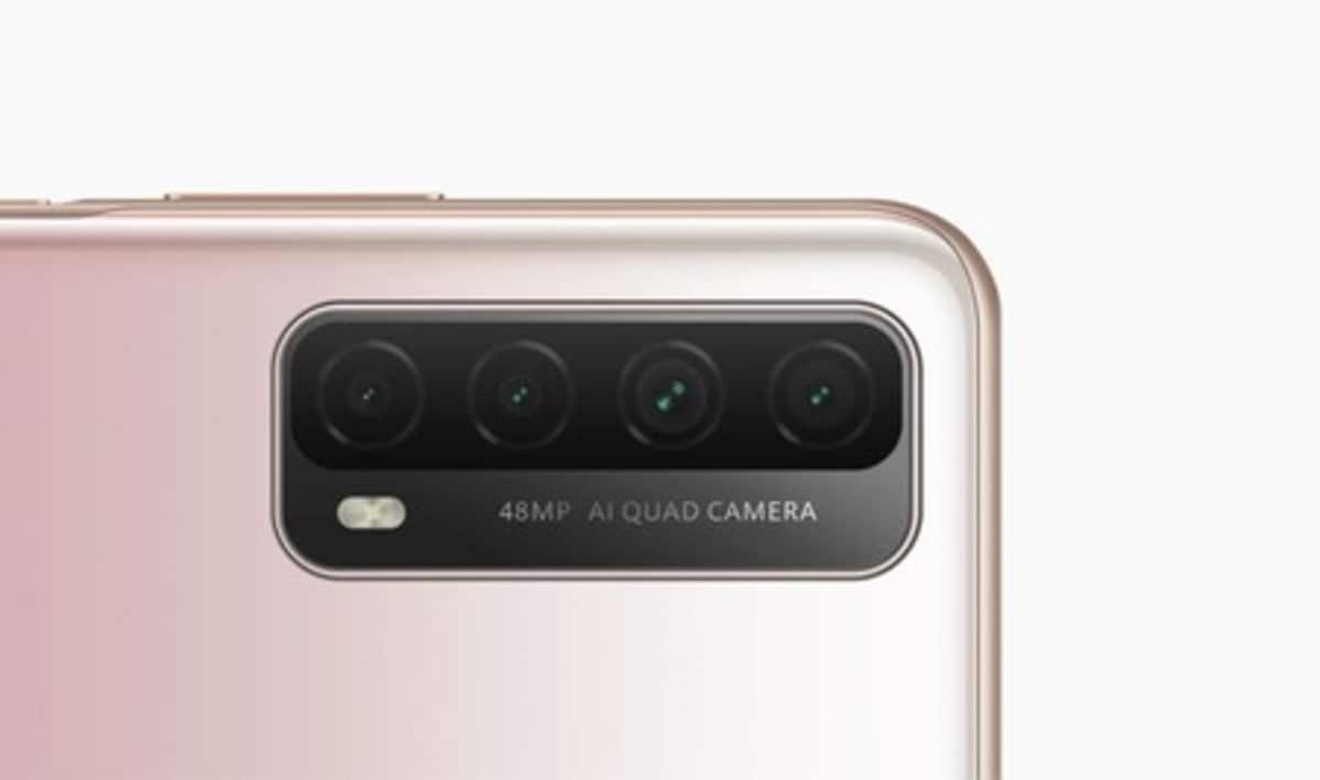 P Smart 2021 cámaras