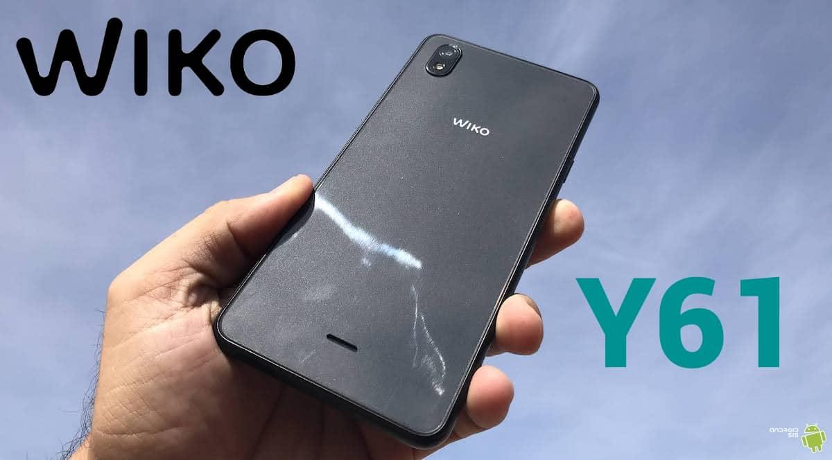 Review WIKO Y61, un smartphone básico pero funcional