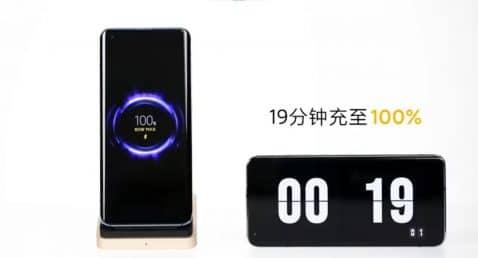 Carga inalámbrica Xiaomi