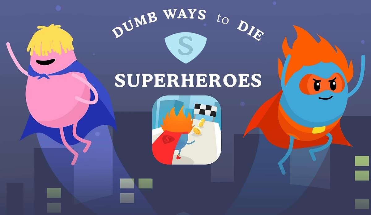 Dumb Ways to Die Superheroes