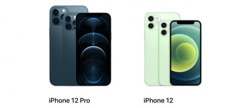 gama iPhone 12
