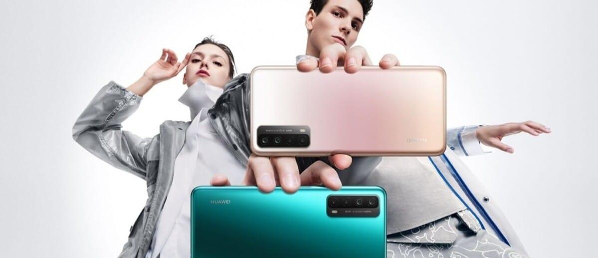 Huawei Serie Y7a