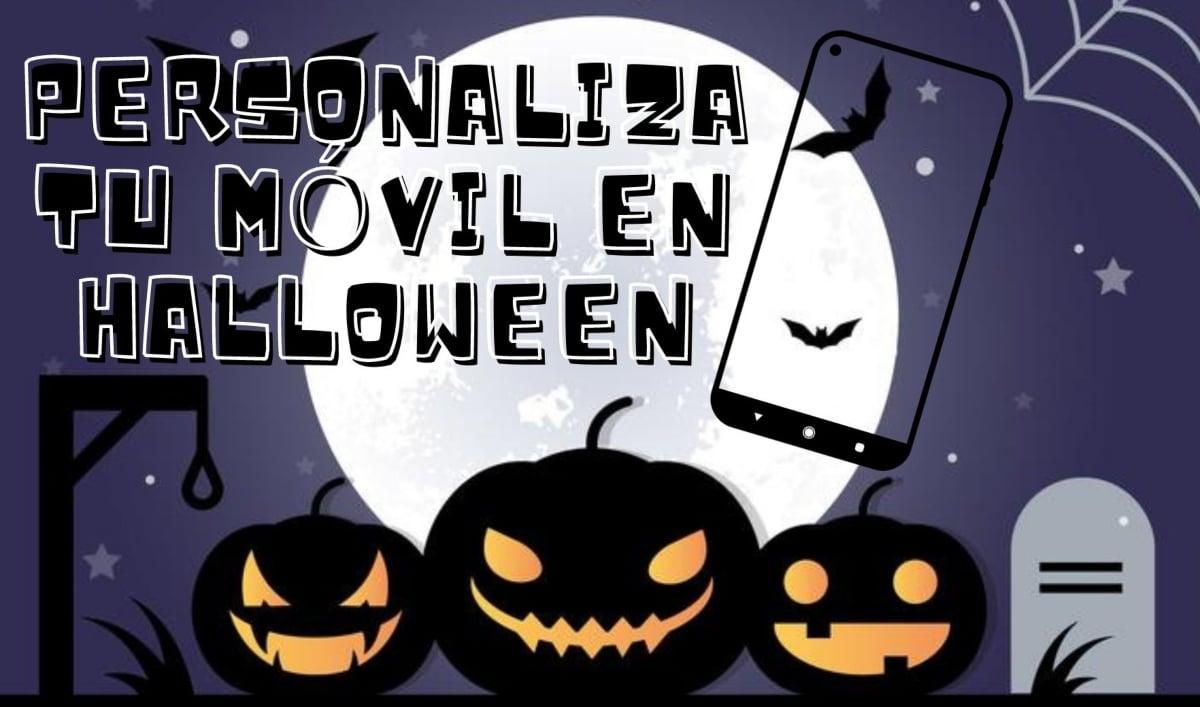 Las mejores apps para personalizar tu móvil en Halloween