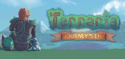 Terraria Journey´s End en Android