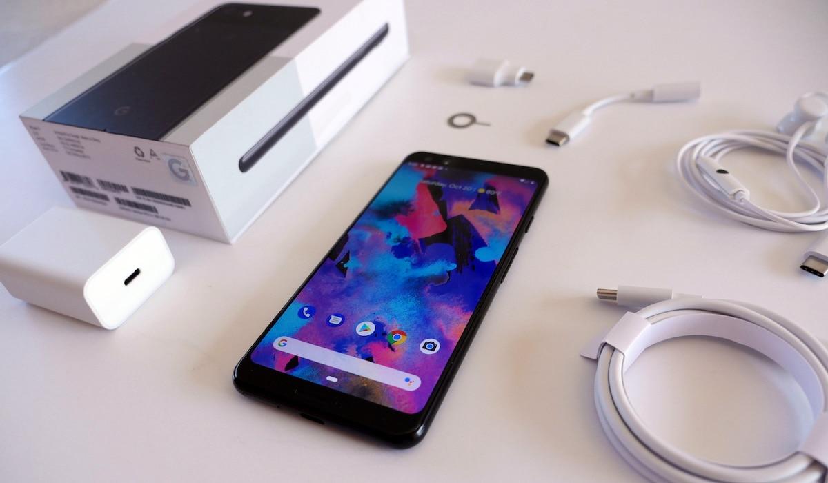 Unboxing Google™ Pixel