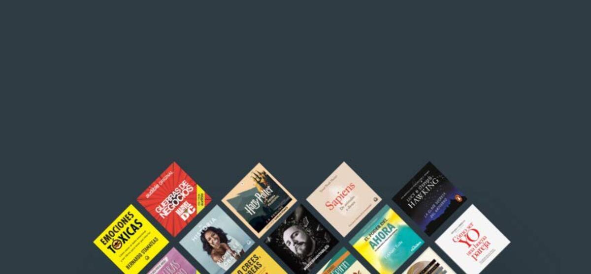 Audible libros