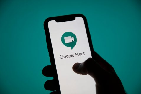 Google Meet Android