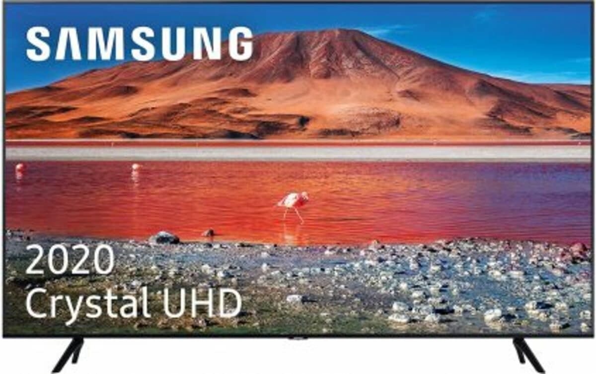 Samsung Crystal UHD