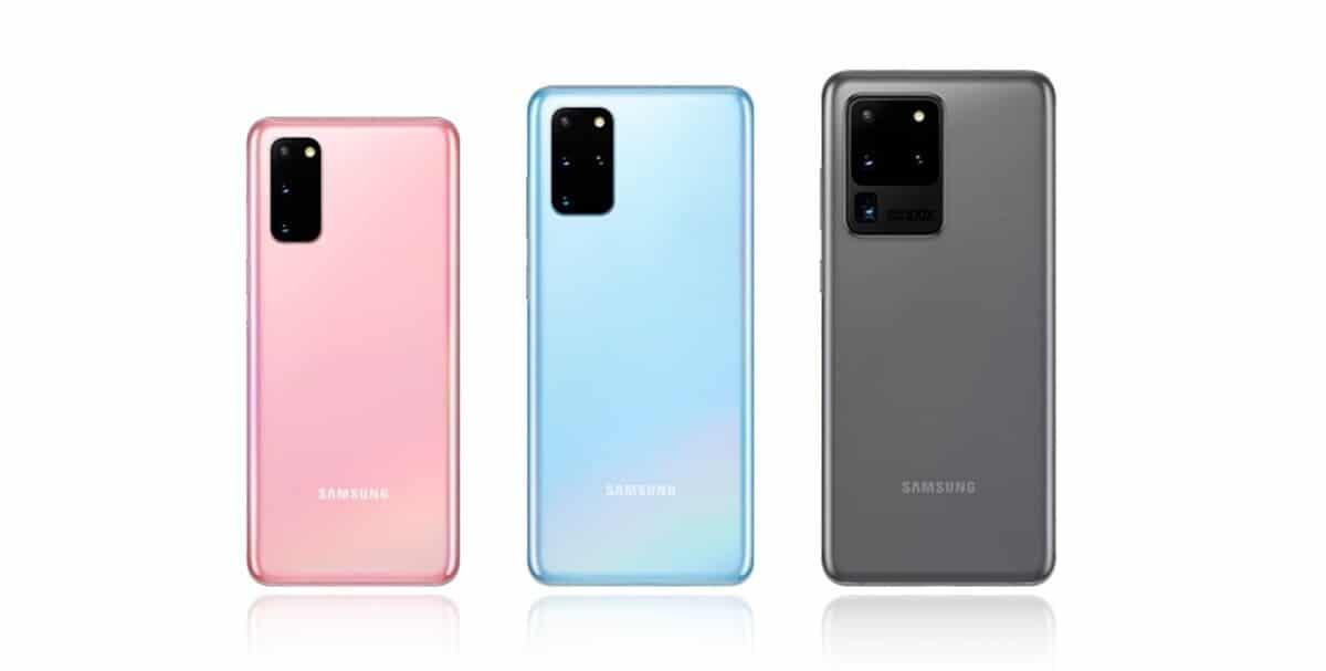 Samsung Galaxy serie S