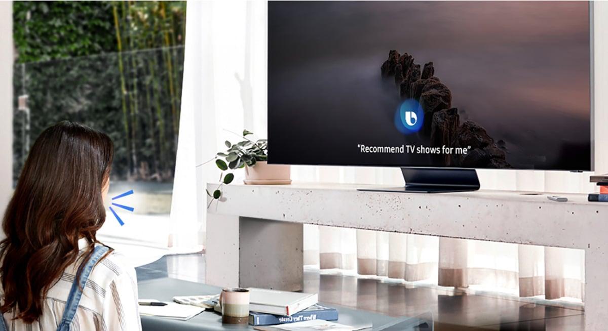 Bixby Smart TV