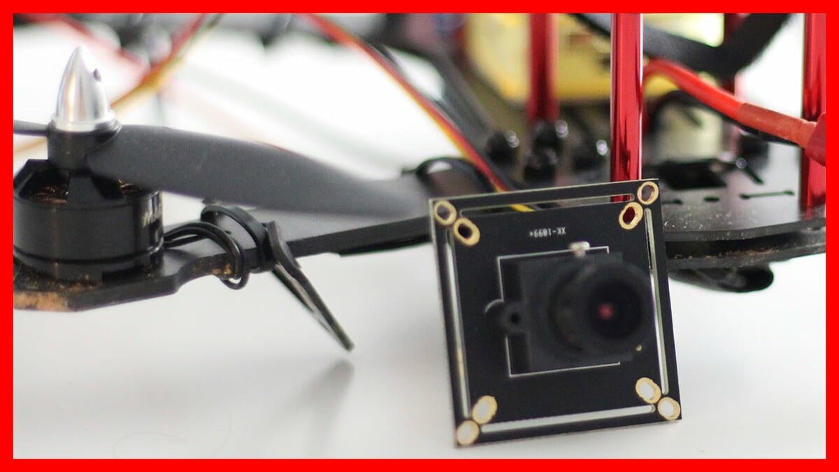 Camara FPV Drone