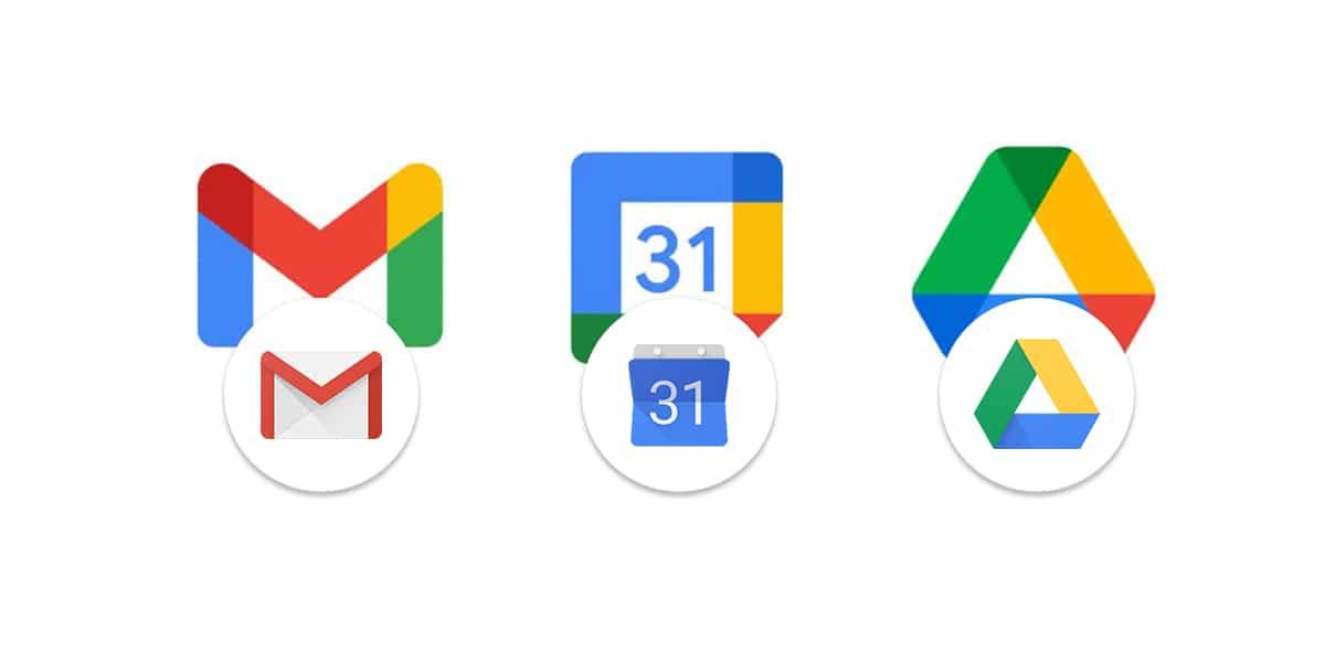 Cómo restaurar iconos google clásicos