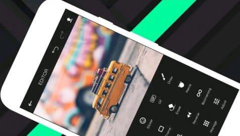 Cómo convertir una imagen o video en GIF en Android