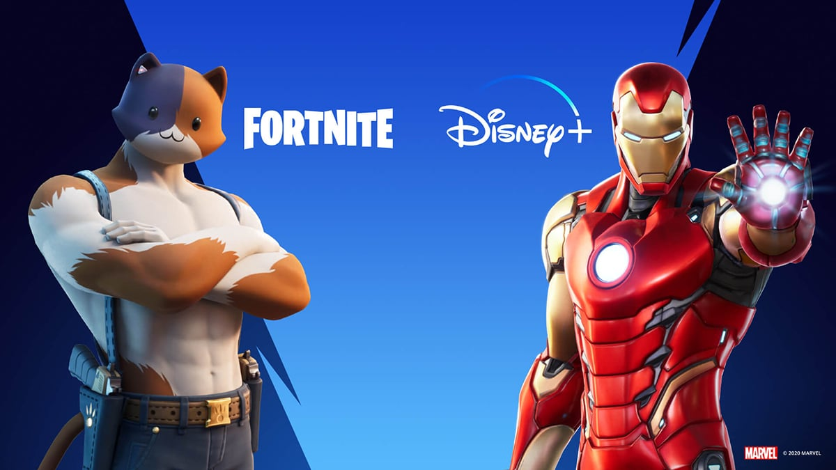 Disney+ y Fortnite