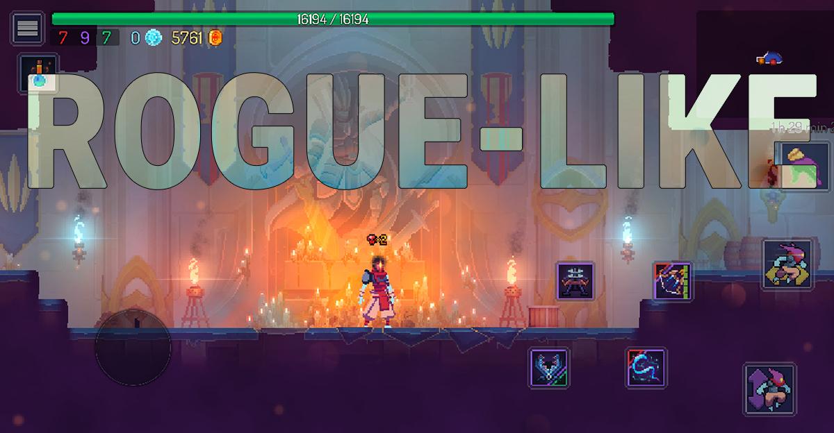 Mejores juegos roguelike
