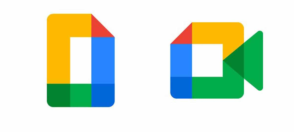 Nuevos iconos de Google