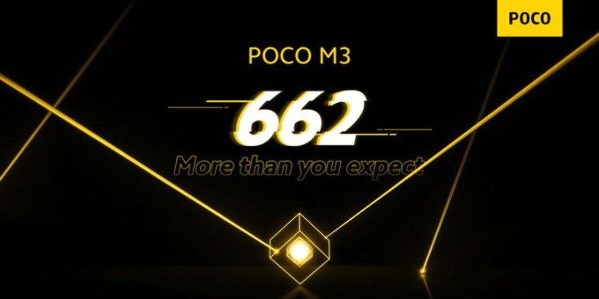 Procesador Poco M3