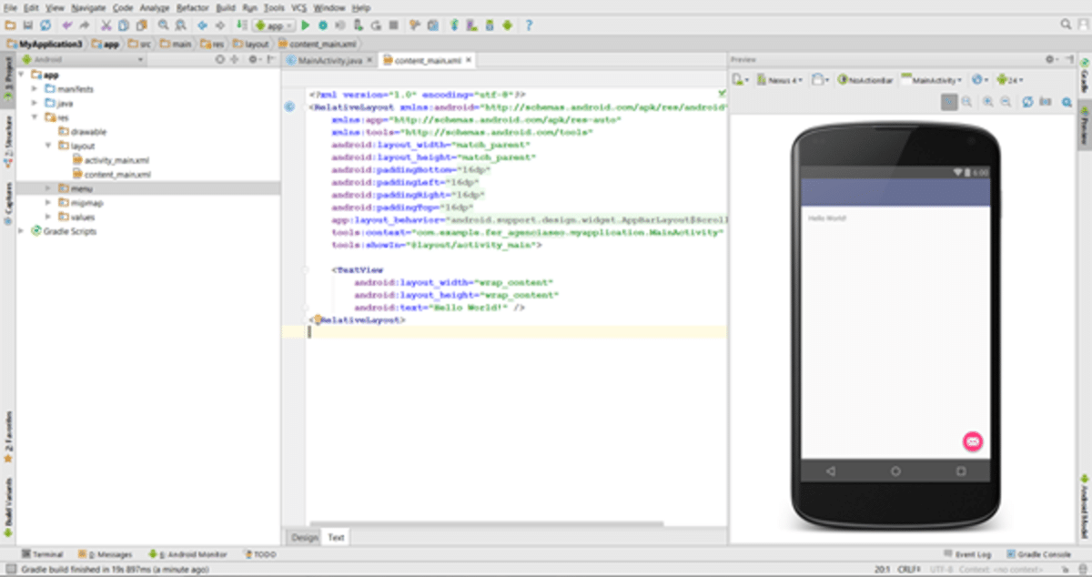 Programación Android