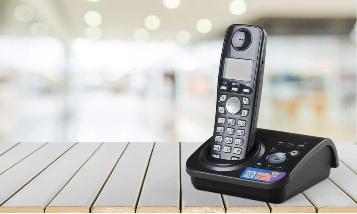 Teléfono dect 6.0