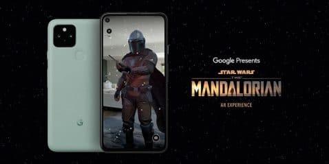 The Mandalorian AR