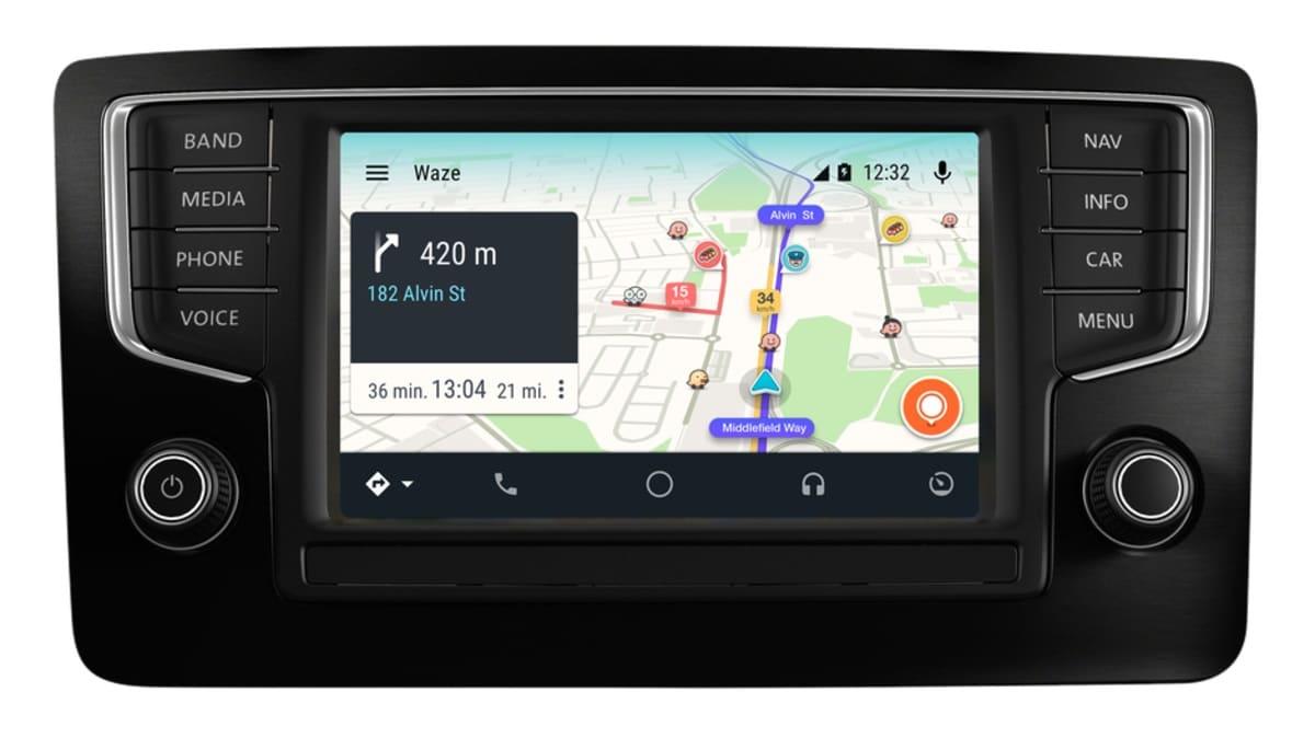 Waze Android™ Auto