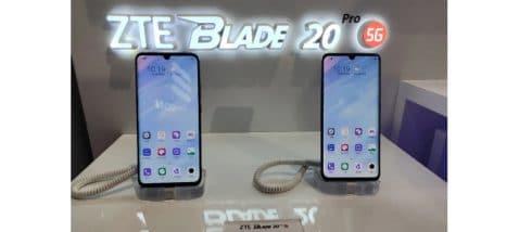 ZTE Blade 20 Pro